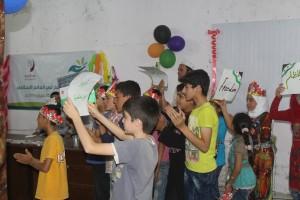 Honouring Idlib's Orphans