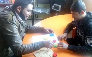Helping Children with Special Needs in Idlib's Countryside