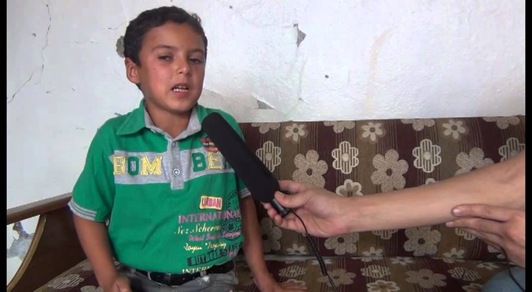 Eight Year-Old Who Lost Family Unable to Attend School