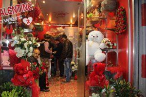 عيد الحبّ في القامشلي
