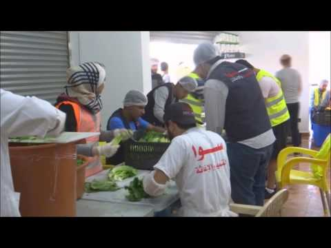 Sawa Ramadan Kitchen Feeds People in Need