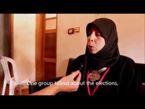 Empowering Women Politically