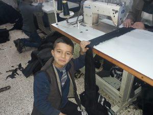 صناعة الفروات مهنة تراثية سورية تعود إلى الحياة