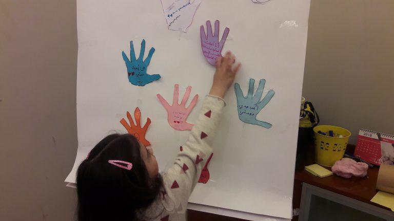 حملة توعية مجتمعية وورشة تدريبية للأطفال